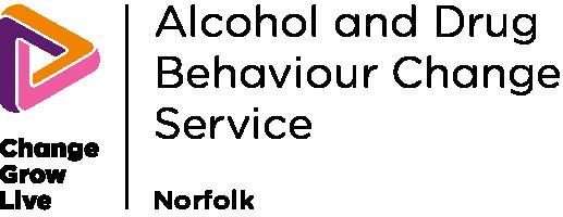 Alcohol and Drug Behaviour Change Norfolk logo