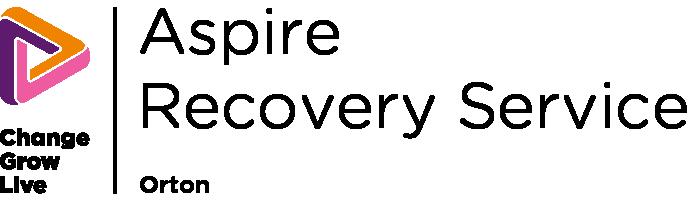 Aspire Recovery Orton logo