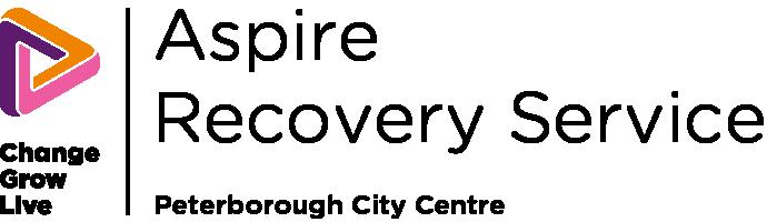 Aspire Recovery Peterborough City Centre logo