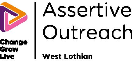 Assertive Outreach W Lothian logo