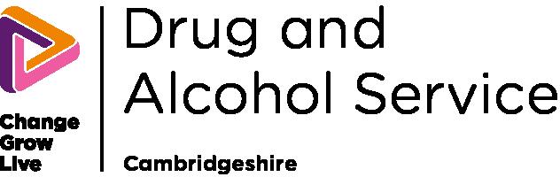 Drug and Alcohol Service Cambridgeshire logo in colour