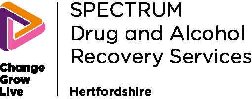 SPECTRUM Drug and Alcohol Hertfordshire logo