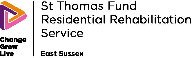 St Thomas Fund East Sussex logo