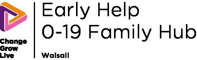 early help 0-19 family hub walsall