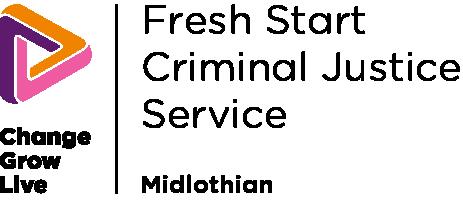 Fresh Start Criminal Justice Midlothian logo in colour
