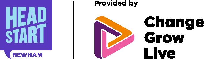 Headstart Newham logo in colour