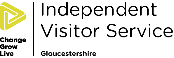 Independent Visitors Service - Gloucestershire logo