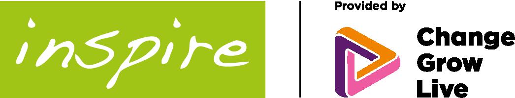 Inspire logo in colour