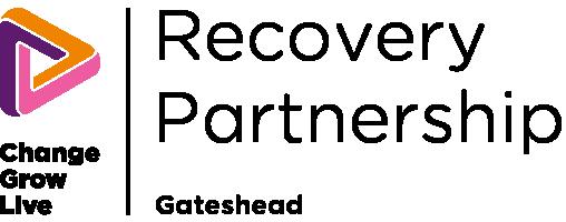 Recovery Partnership  - Gateshead logo
