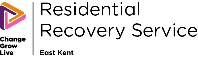 Residential Recovery East Kent logo in colour