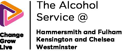 The Alcohol Service HFKCW logo in colour