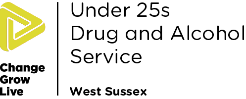Under 25s Drug and Alcohol West Sussex