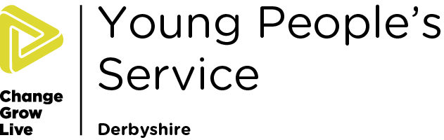 Young People's Service, Derbyshire logo