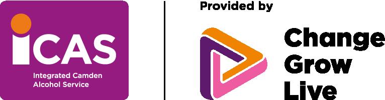iCAS Camden logo in colour