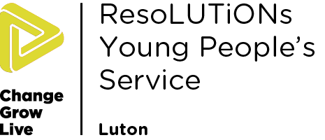 Resolutions young people's logo
