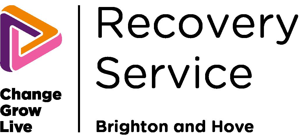 The Brighton recovery service logo in colour