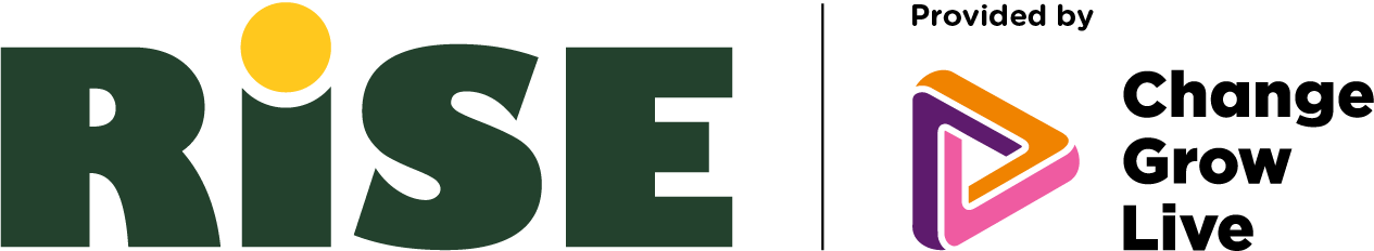 The Rise service logo
