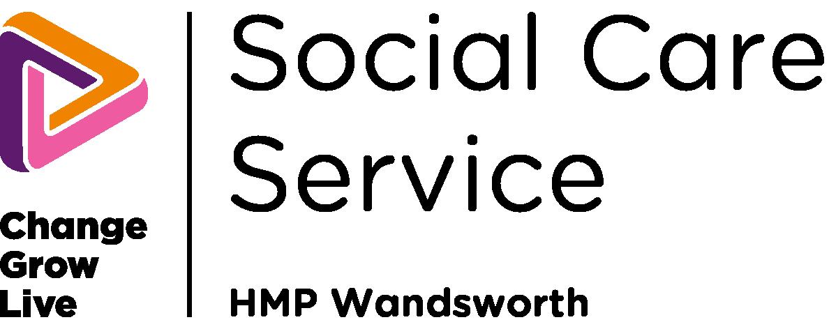 the Social Care Service HMP Wandsworth logo